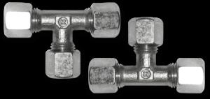 2200046 Set of Tees - Inflexible Tubes