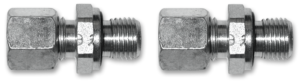 2200048 Set of straight fittings inflexible tube