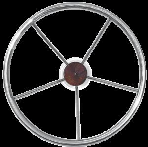 2200985 LS Stainless Steel Wheel 350