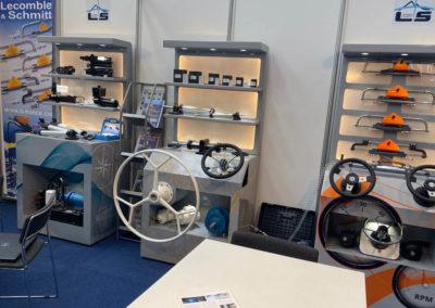 Hydraulic Steering Supplier Lecomble & Schmitt