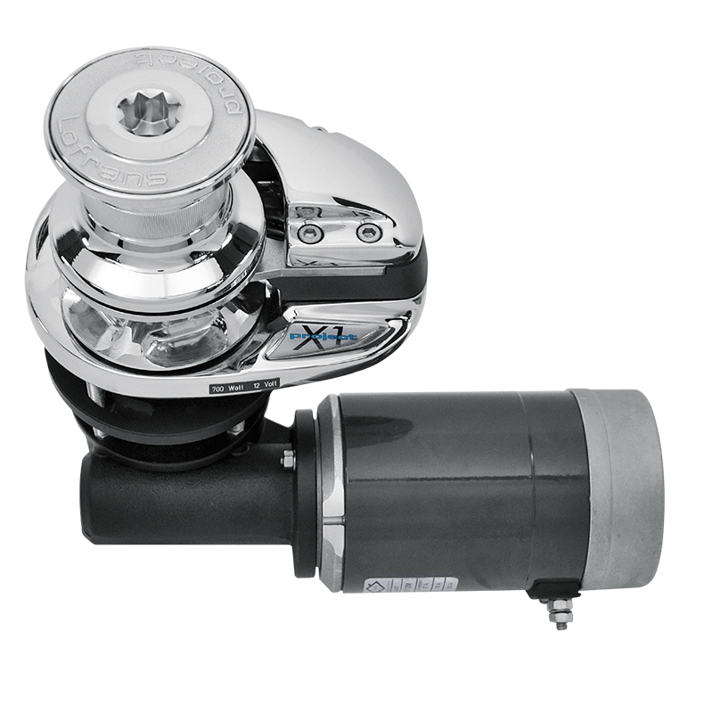 X1 Vertical Windlass 4
