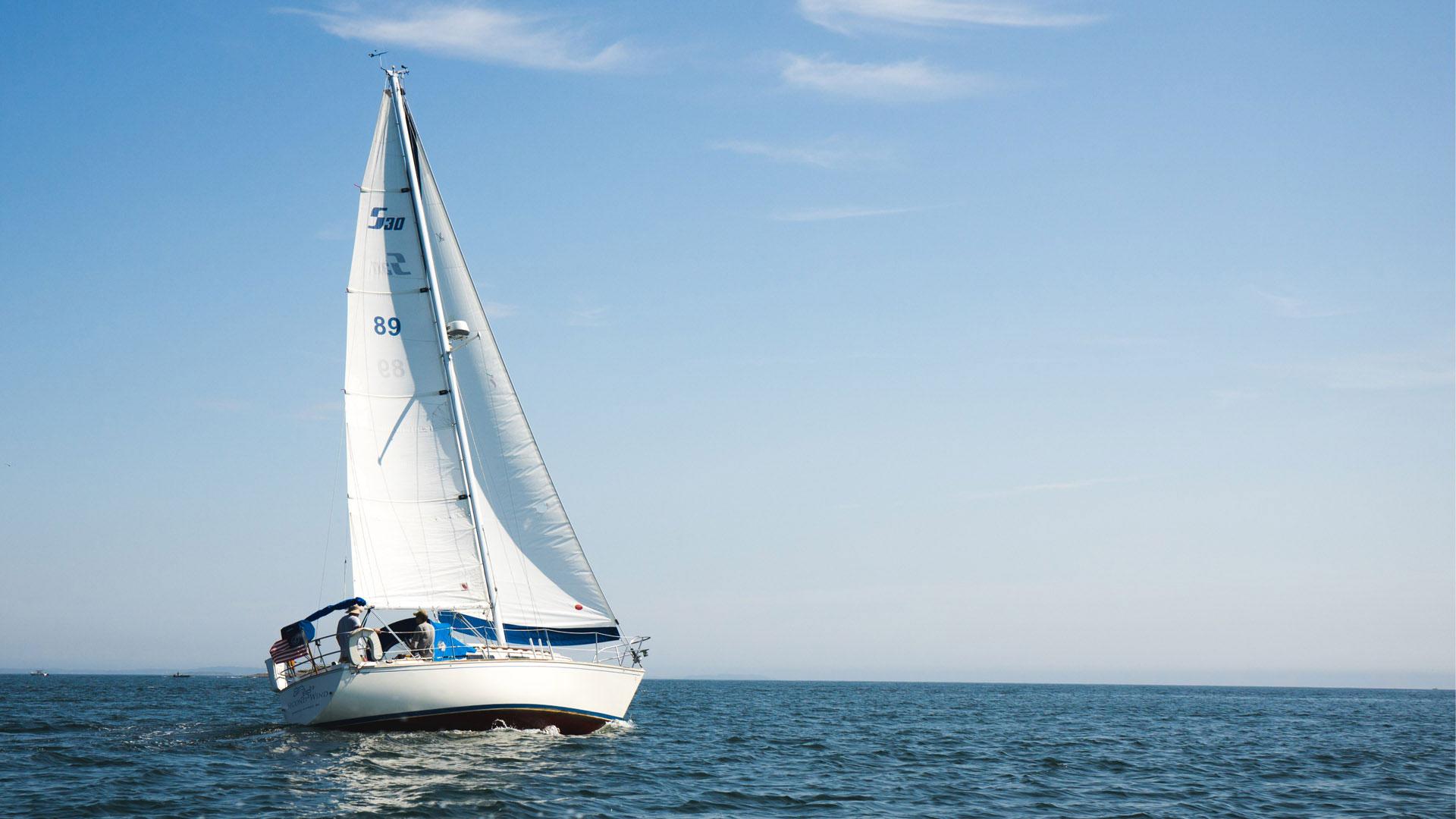 boat-on-sea
