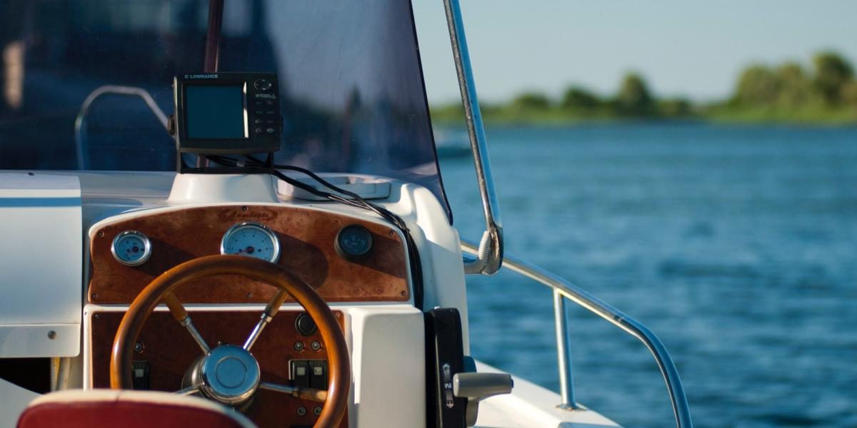 Equipment On Boat